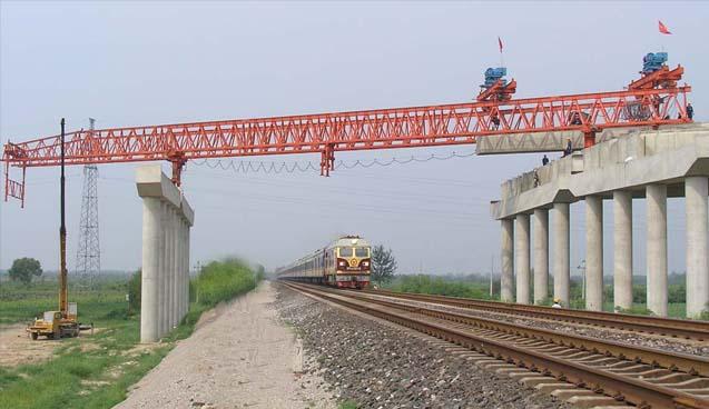 30-120t铁路架桥机